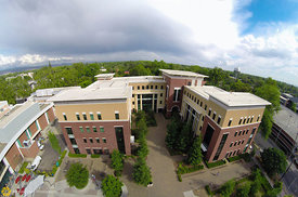 Chico State Aerial #2