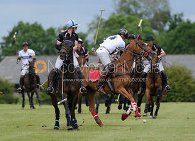 CANI vs. Strategic - FINAL - Assam Cup Polo 2015