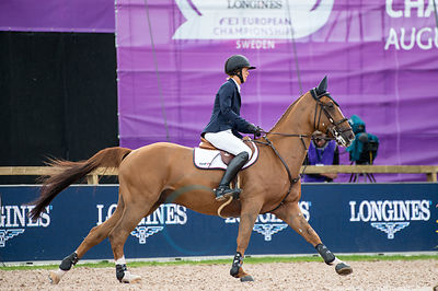 LONGINES FEI EUROPEAN CHAMPIONSHIPS JUMPING INDIVIDUAL imagenes