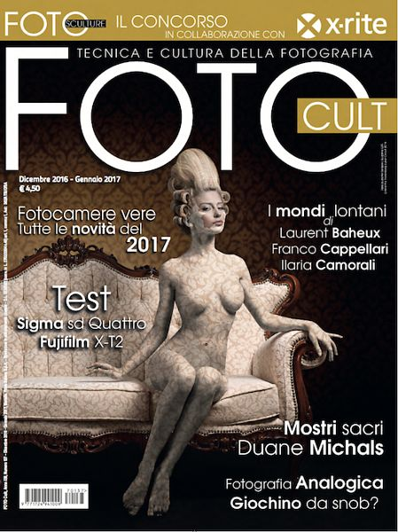 Foto Cult Magazine (Italie) - Dec 2016 photos