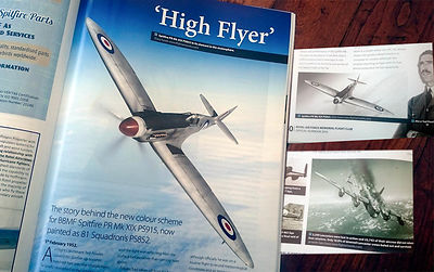 BBMF Yearbook 2016