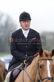 The Kimblewick Hunt at Standalls Farm 22/11