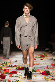 London Collections:Men Spring Summer 2017 - Charles Jeffrey Loverboy.