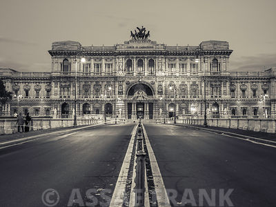 Palace of Justice, Rome, Italy
