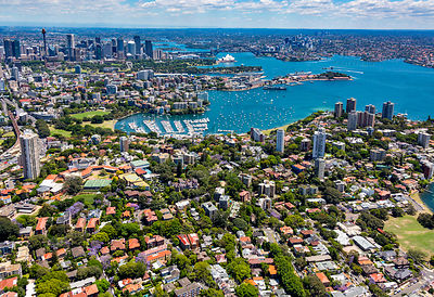 Double Bay to Sydney City