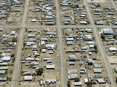 Bombay Beach marks the southern end of the San Andreas fault, located 223 feet or 68 m below sea level it is the lowest community in the USA,  Salton Sea,  Imperial County, California, USA.
