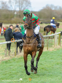 Race 6 - Restricted - The Cottesmore Point-to-point 26/2