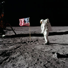 Apollo 11 - Buzz Aldrin 3