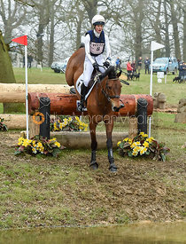 Willa Newton and CHANCE REMARK - CIC***