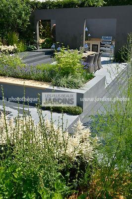 La phototh que les plus beaux jardins sedge le plus for Jardin urbain contemporain