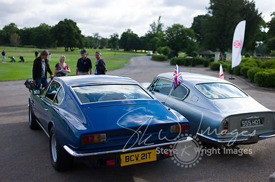 Aston Martin Owners Club - Wilton Centenary 2013 images