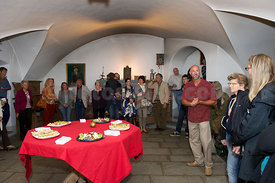 SAM St.Moritz Art Masters 2012 Vernissage Engadiner Museum
