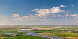 Aerial Panorama of the Sacramento Delta #4