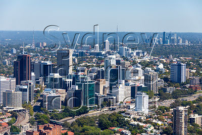 North Sydney and Chatswood