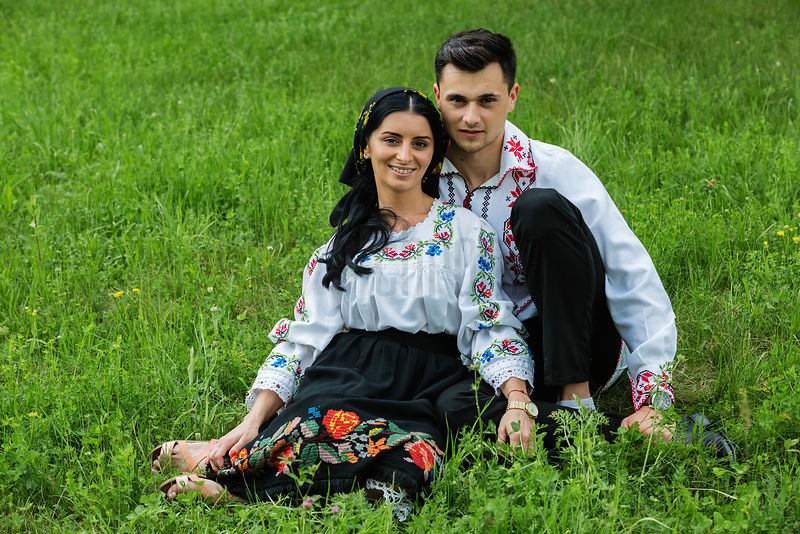 Portrait of Georgel & Raluca Gabaoreanu