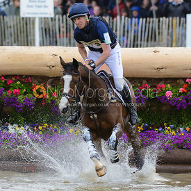 Tim Price and WESKO - Cross Country phase, Mitsubishi Motors Badminton Horse Trials 2014