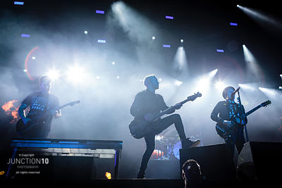 Fall Out Boy, Birmingham, United Kingdom