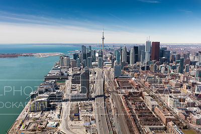 Saint Lawrence and East Bayfront District, Toronto