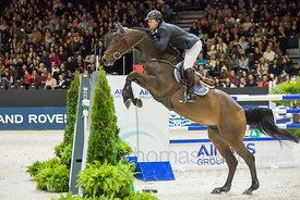 Deleaveau, Patrice with Lacrimoso 3 HDC - Lyon Worldcup Final 2014
