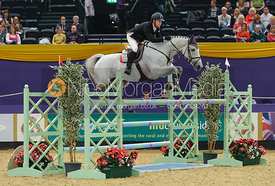 Anthony Condon and Molly Malone V - The Horse and Hound Foxhunter, Horse of the Year Show 2010