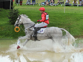 Paul Tapner and KILRONAN - Event Rider Masters CIC***