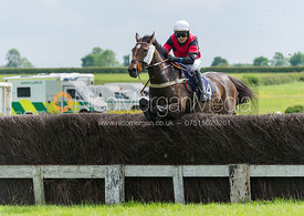 Race 6 Restricted - Meynell and South Staffs Point to Point 2014