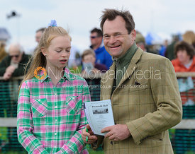 Lily and Edward Packe Drury Lowe - Quorn Hunt Point to Point 2014