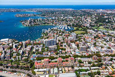 Potts Point Looking East