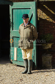 Paul Chenery - Dianas of the Chase - Side Saddle Race 2014.