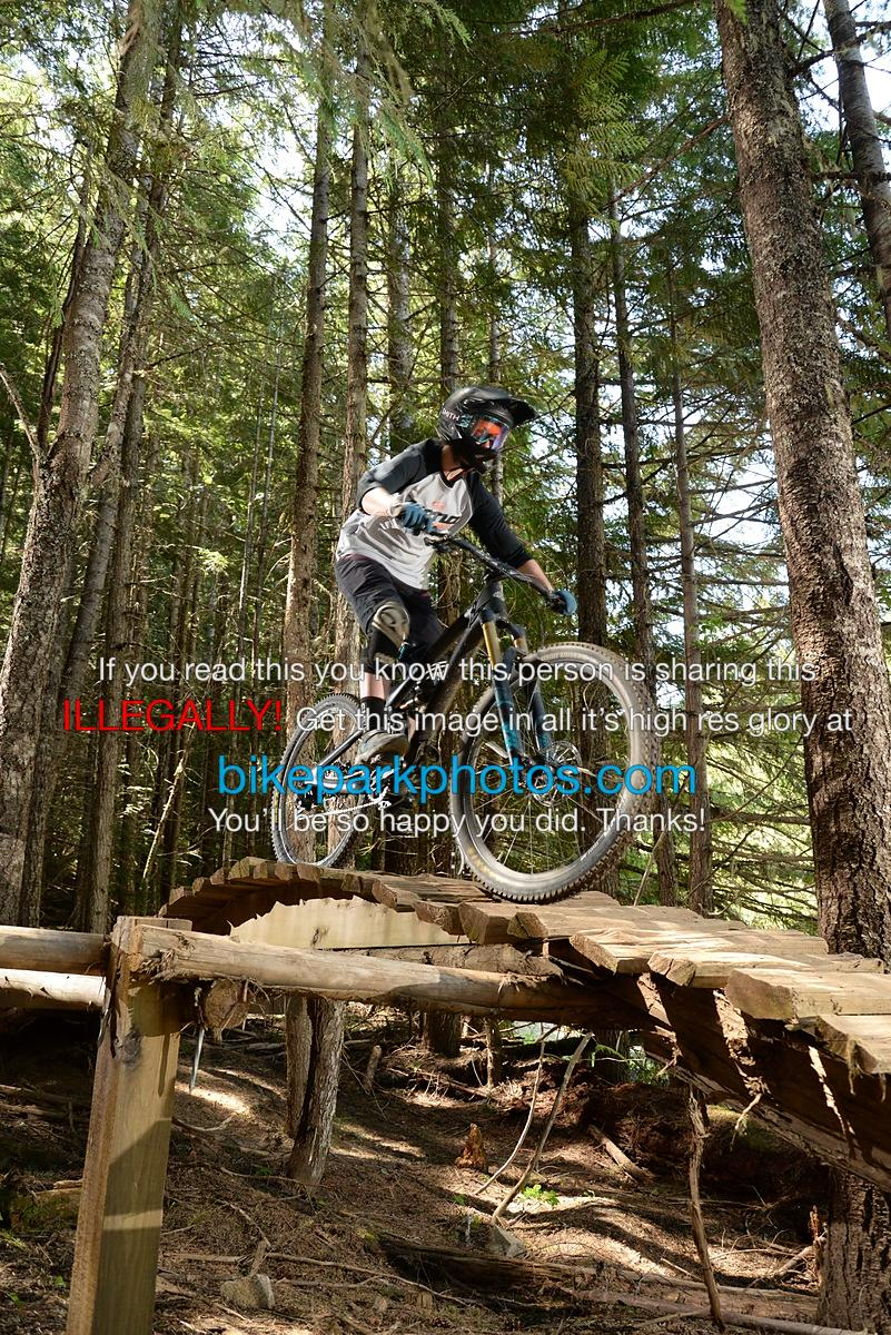 Tuesday May 22nd Devil's Club bike park photos