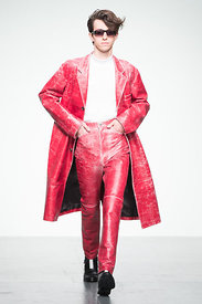 London Fashion Week Mens - John Lawrence Sullivan