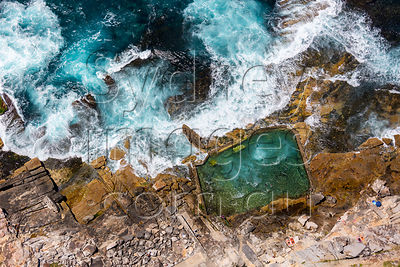 Maroubra Rocks, Mahon Pool