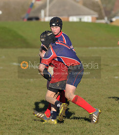 Stamford School U12A vs. Loughborough Grammar School