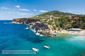 Cala Carbo, Ibiza, Spain.