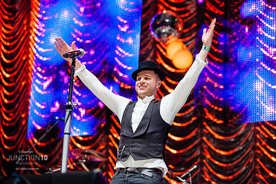 Olly Murs - Free Radio 2013 photos