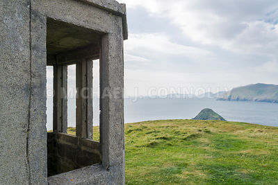 Observation Building- Dunmore Head, Ireland