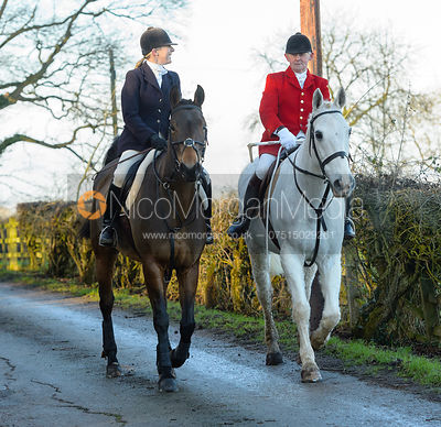 The Quorn Hunt at Cream Gorse Farm 8/12 photos