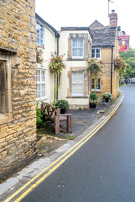 Duke Of Wellington Inn- Bourton On The Water, England