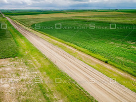 Country Road Swift Current Saskatchewan