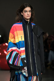 London Fashion Week Autumn Winter 2018 - Fyodor Golan