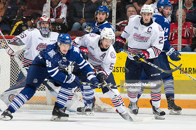 Game 8 vs Mississauga October 30, 2016 photographs