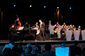 Swing Dance Orchestra Berlin at Festival da Jazz- Live at the Rondo in Pontresina.
