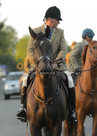 Tim Brown - The Cottesmore Hunt at Furze Hil, Tuesday 29th August 2017.