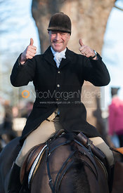Peter Cooke - The Cottesmore Hunt Boxing Day Meet, Cutts Close, Oakham 26/12