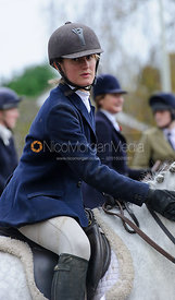 The Cottesmore Hunt at Braunston 10/11