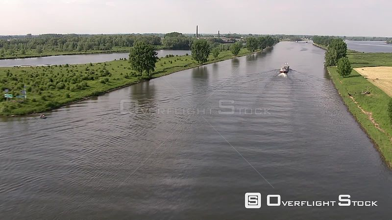 Maas River Netherlands