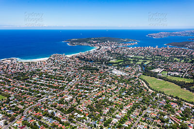 North Manly Wide Shot