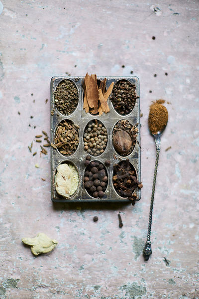 Warming Spices Photos