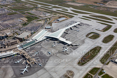 International Terminal, Calgary International Airport