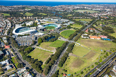 Moore Park, Sydney